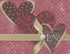 F4A Chcolate Cake Hearts