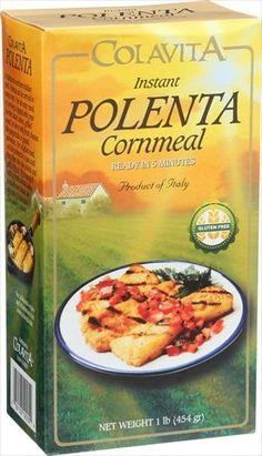 Colavita Polenta, 1 Pound * Click on the image for additional details.
