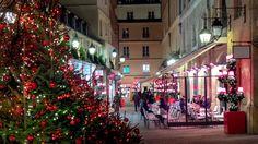 Рождество в Париже - волшебная сказка в столице Франции