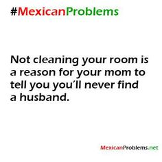 Mexican Problem #4936 - Mexican Problems