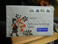 Enveloppe #065-2013 (recto)