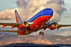 Southwest Airlines N716SW Boeing 737-7H4