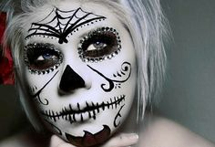 Black and white skull candy