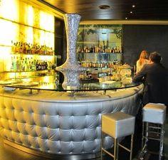 El Sommelier Errante: El recetario de los dioses en el Glass Bar del Hot...