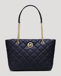 Michael Kors Fulton Quilted Large Tote