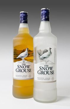 The Snow Grouse Scotch Whiskey