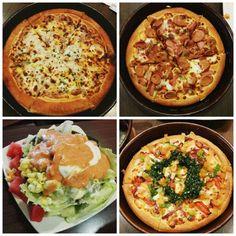 Pizza everywhere ❤