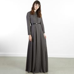Orla Kiely Ballroom Maxi :: Bird Boutique :: shopbirdboutique.com