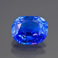 Vietnamese cobalt blue spinel