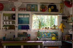 kitchen of the future-downsized, stress free