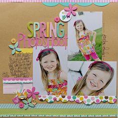 """Spring Photoshoot"", by Megan Klauer."