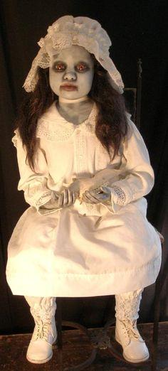 Gothic Dead Dolls by D.L. Marian - Ghost Girls