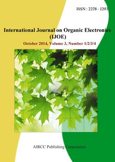 This journal focuses on novel organic materials and characterization of organic and nanoscale electronic devices, such as high-performance organic thin film transistors, carbon nanotube transistors, inorganic semiconductor nanowire field-effect transistors, and organic/inorganic hybrid radial superlattices.