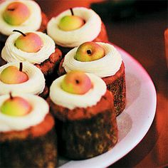 Mini apple pies, Mini apple and Pie recipes on Pinterest