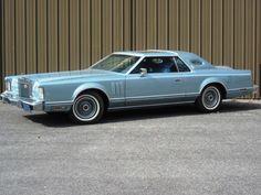 1978 Lincoln Continental Mark V Diamond Jubilee