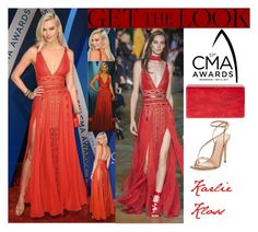 Karlie Kloss CMA Awards 2017