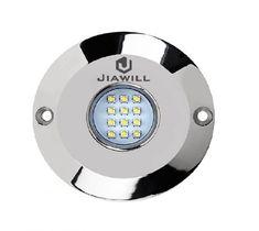 10. Jiawill Surface Mount Underwater Boat Lights Water Lighting, Lighting System, Underwater Boat Lights, Led Boat Lights, Bow Light, Pen Down, Navigation Lights, Boat Safety, Green Led