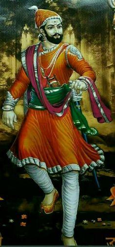 Shivaji Maharaj Painting, Shivaji Maharaj Hd Wallpaper, Warriors Wallpaper, Ganesh Wallpaper, Krishna Painting, Great King, Shiva Shakti, Hdr Photography, Indian Gods