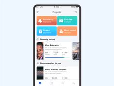 Charity/Donation App - Payment flow by Johny vino