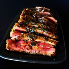 version simplifiée du célèbre plat thaï...une viande de bœuf tendre et marinée juste saisie, c'est simple, rapide et vraiment délicieux