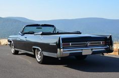 Buick Electra 225   Rear Left 1963 Buick Electra 225 Convertible Car Picture