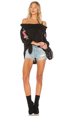 Shop for BEACH RIOT Rose Top in Black at REVOLVE. Free 2-3 day shipping and returns, 30 day price match guarantee.