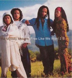 ---Free Like We Want 2 B (1995)--- #ZiggyMarley & #MelodyMakers iTunes: https://itunes.apple.com/us/album/free-like-we-want-2-b/id285141569 Google Play: https://play.google.com/store/music/album/Ziggy_Marley_And_The_Melody_Makers_Free_Like_We_Wa?id=B22rflftma3vfikykjglobvogaq Amazon: http://www.amazon.com/Free-Ziggy-Marley-Melody-Makers/dp/B000002HGG Spotify: http://open.spotify.com/album/4FCmD79S6CkEMZVIJNc9ou