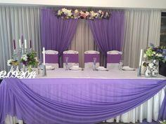 Сиреневая свадьба. Очень нежно...Студия декора Красота и ателье декора Piccola Fata.
