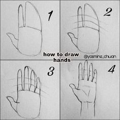 Drawing Techniques Drawing-Tutorial-for-Occasional-Artists - While there are tons of things out there to draw, it is not simple always. However, these Drawing Tutorial for Occasional Artists will help you out. Pencil Art Drawings, Art Drawings Sketches, Sketch Art, Cool Drawings, Anime Sketch, Charcoal Drawings, Easy Hand Drawings, Images Of Drawings, How To Draw Sketches