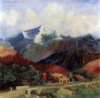 The Mountains, Harvey Spencer Lewis by robertocteixeira