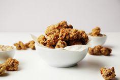 Popcorn Chicken Fried Steak - The Candid Appetite (round steak or cubed steak)