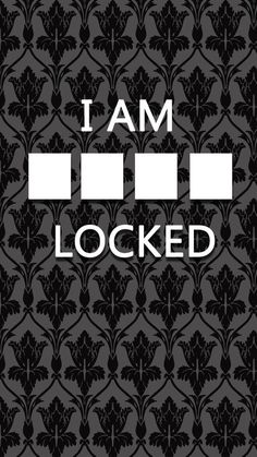 Wallpaper Sherlocked