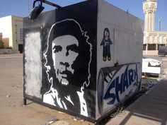 after the fall of Gaddafi - Tripoli, Libya