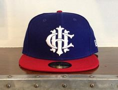 Red Blue Crosstown 59Fifty Fitted Cap by ST ALFRED x NEW ERA
