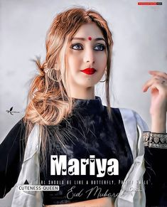 Stylish Girl In Black Dress Eid Mubarak Dp With Name Edit Stylish Name, Stylish Girls Photos, Stylish Girl Pic, Girl Photos, Stylish Couple, Girl Pictures, Cute Girl Poses, Cute Girl Pic, Beautiful Girl Photo