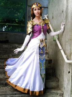 The Legend Of Zelda Twilight Princess Halloween Cosplay Costume