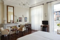 Museum Suites -Amsterdam, Netherlands ... | Luxury Accommodations