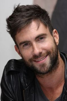 Adam Levine ♂ Hi Adam, you sweet looking man!