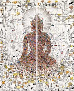 Les 10 meilleures images de Méditation | Méditation, Dessin