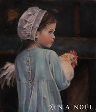 Nancy Noel signed art print