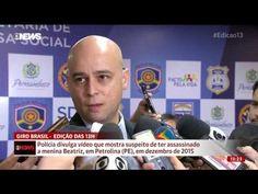 RS Notícias: Polícia divulga vídeo que mostra suspeito de assas...