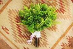 fern and greenery bouquet // Print and Pattern Wedding Ideas / 100 layer cake Floral Wedding, Rustic Wedding, Wedding Flowers, Wedding Greenery, Wedding Ideas, Green Wedding, Bridesmaid Flowers, Wedding Bouquets, Bridesmaids