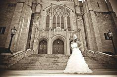 Uptown Charlotte Bridal Session  Image from: @Debby Taylor Deal | #LunahZon  http://weddingrowcharlotte.com/queen-city-bride-lisa-bridal-session/