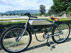 Instagram picutre by @austinmotors: Work in Progress #solarenergy #solarfields New Austin Racer #ebike Coming Soon summer 2016 - Shop E-Bikes at ElectricBikeCity.com (Use coupon PINTEREST for 10% off!)