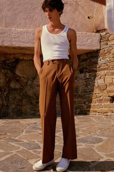 Vintage Summer Outfits, Summer Outfits Men, Stylish Mens Outfits, Look Man, Looks Street Style, Mode Streetwear, Streetwear Fashion, Mode Masculine, Moda Fashion