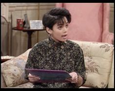 Fantastic blouses in general: | Community Post: 23 Looks That Only Denise Huxtable Can Pull Off