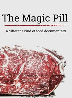 The Magic Pill documentary is a refreshing perspective as far as food documentaries go. It focuses on the popular keto and paleo diets that are high-fat and meat-based. Ketogenic Recipes, Ketogenic Diet, Health Documentaries, Netflix Documentaries, Paleo Vegan Diet, Paleo Nutrition, Good Movies To Watch, Brain Food, Different Recipes