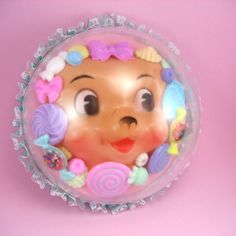 Sugar Bear CANDY Globe