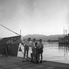 Tošo Dabac / (Boys) #croatian #photography #dabac