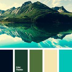 Color Palette #3865